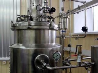 Ферментёры и линии для производства дрожжей и мед препаратов, Реакторы любые.  Завод Гранд