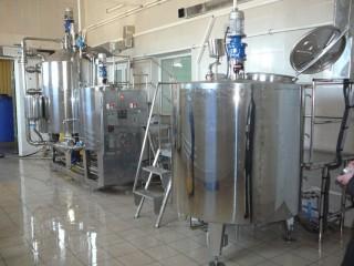 Молочное оборудование ЛЮБОЕ, ВДП, сыроварни, линии. Завод Гранд