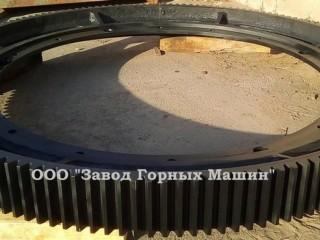 Запасные части для мельницы шаровой (МШР)