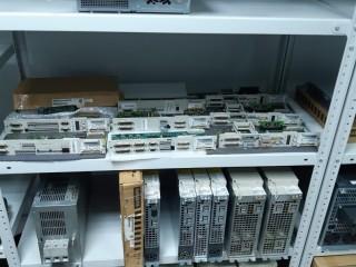 Ремонт сервоприводов,  преобразователей частоты, электродвигателей.