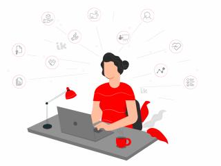 Помощница в онлайн-магазин