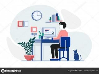 Помощница в онлайн-офис