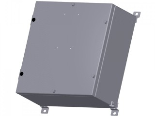 Взрывозащищенная коробка соединительная КСРВ-Н343415 из нержавеющей стали