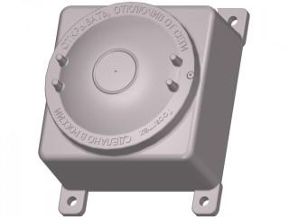 Взрывозащищенная коробка ЩОРВА232316 из алюминиево-кремниевого сплава