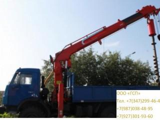 Ж/Б стойка-опора ЛЭП СВ установка, доставка