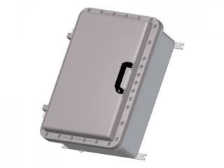 Взрывозащищенная коробка ЩОРВ654526 из алюминиево-кремниевого сплава