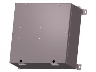 Взрывозащищенная коробка соединительная КСРВ-М343415 из малоуглеродистой стали