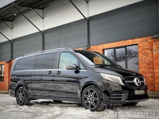 Аренда Mercedes Benz V-class extra long новый