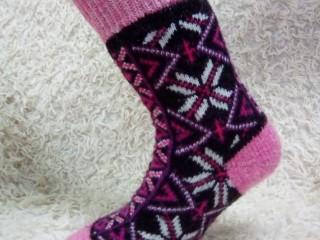 Шерстяные носки оптом от производителя