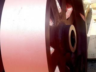 Завод Горных Машин г. Орск производит Маховик 4845002002