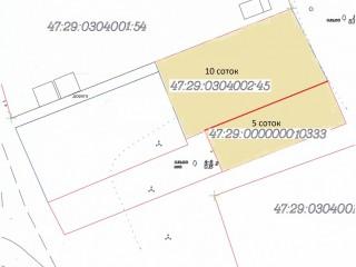 Продам земельный участок 15 соток (ЛПХ)