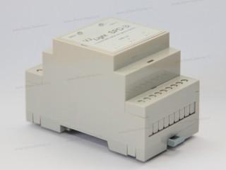 DMX сплиттер с гальванической развязкой на DIN рейку
