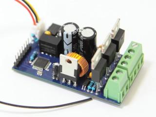 DMX RGB (3ch) декодер 7-60VDC 3х33А (до 1,98 кВт на канал).