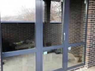 Изготовление и установка алюминиевых окон, дверей.