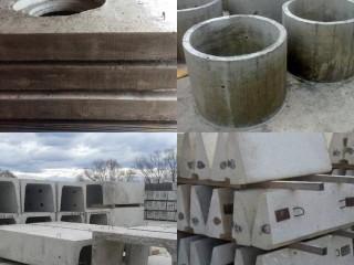 ЖБИ кольца бетонные для колодца, кабельные колодцы ККС