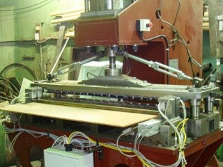 Пресс пневматический модели ППС-1