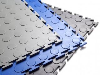 Промышленное напольное покрытие плитка с замками