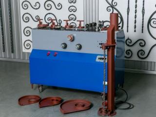 Многофункциональные кузнечные станки ПРОФИ-5 для «художественной  ковки» и гибки металлопроката