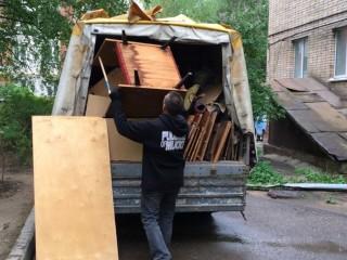 Вывоз старой мебели, быт.техники, хлама