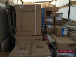 Доставка и подъем  мебели ,стройматериалов